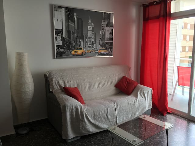 Apartment in Peñiscola center, cozy