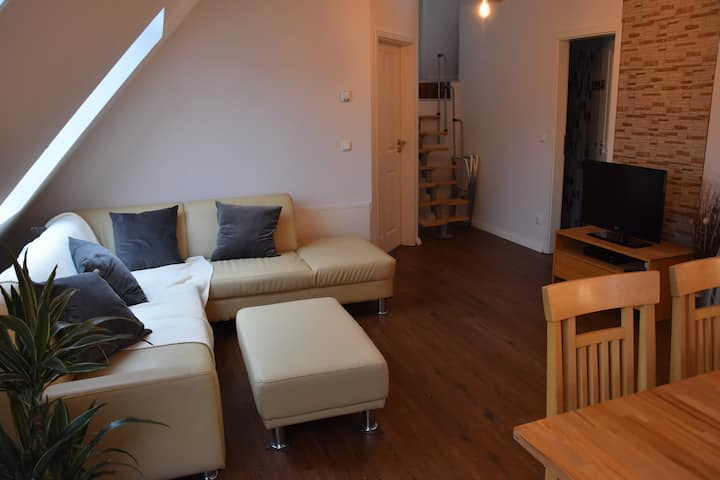 Comfortable 3,5 room appartment in a private house