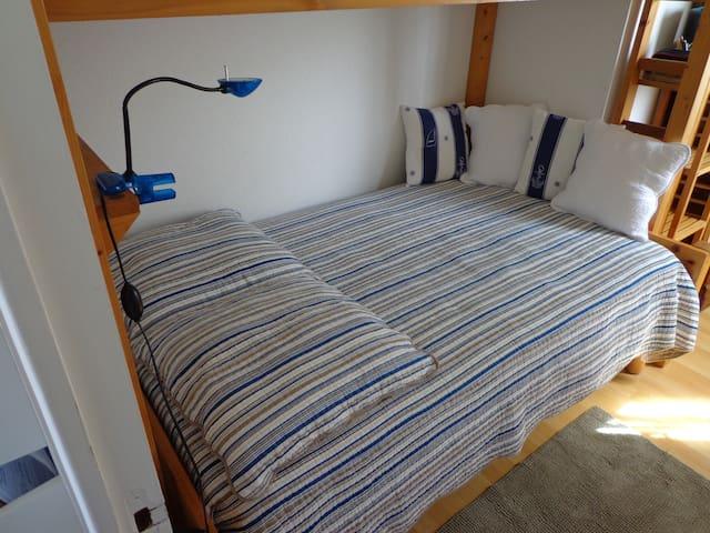 Chambre 2 (lit 120x190cm)