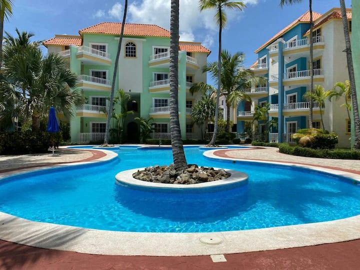 Penthouse completo CERCA DE PLAYA! piscina