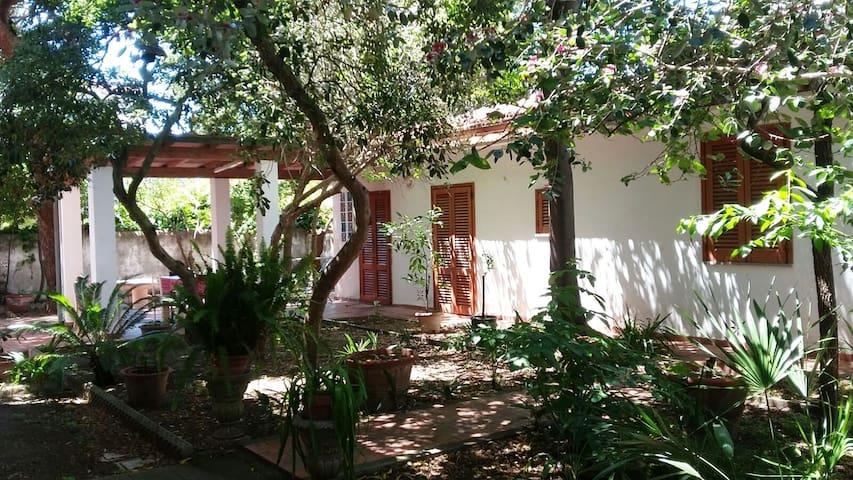 Antignano-Casa indipendente con ampio giardino - Livorno