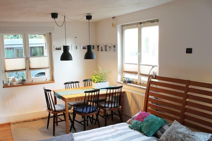 Gemütliche 1-Zimmer Wohnung - Lorch - Apartemen