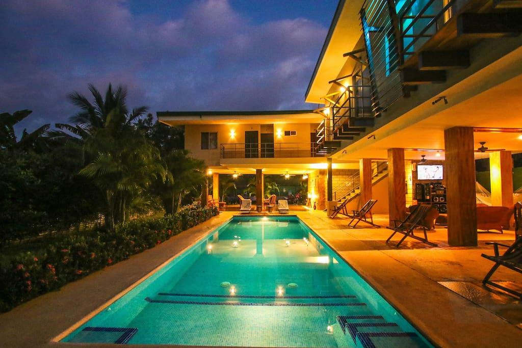 casa moderna de playa fitos house houses for rent in