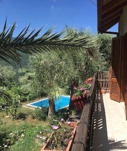 Holiday Home with Pool near the Beach - Sant'Angelo di Brolo