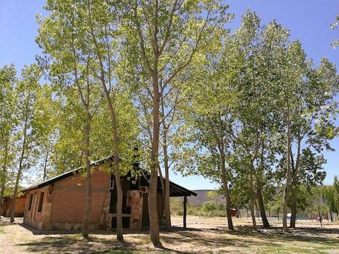 Cabañas Las Escondidas - Valle Grande