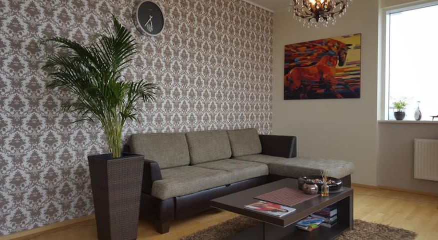 Amazing Sea-view apartment - Klaipėda - Flat