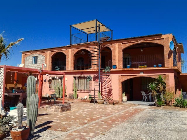 San Felipe Home - 3 ways to Rent!!! - San Felipe