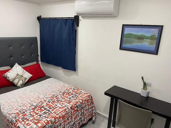 Habitación privada en el centro de Rioverde #1