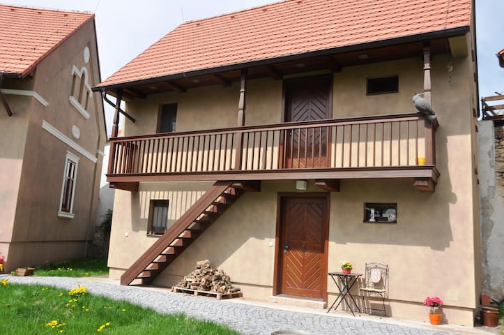 Small family house near Prague - Třebotov