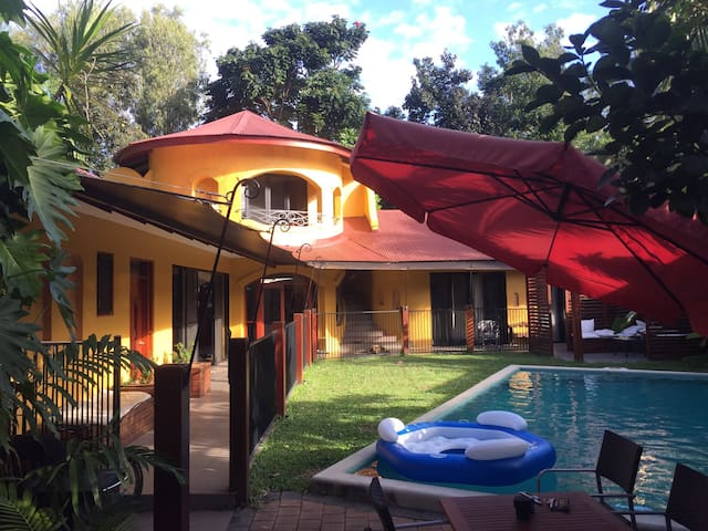 "Port Douglas . ""The Hacienda"" . - Port Douglas"