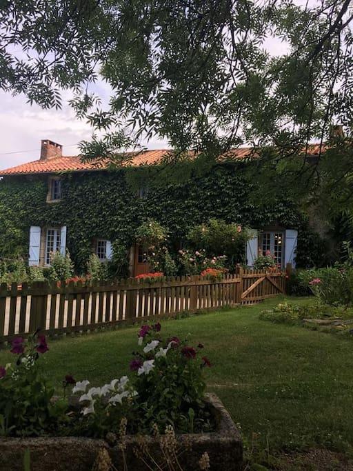 La maison (été)