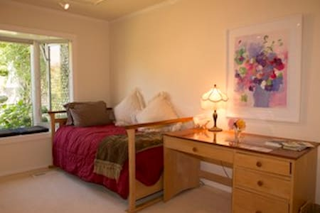 Private Room in Cottage By the Bay1 - Corte Madera - Maison