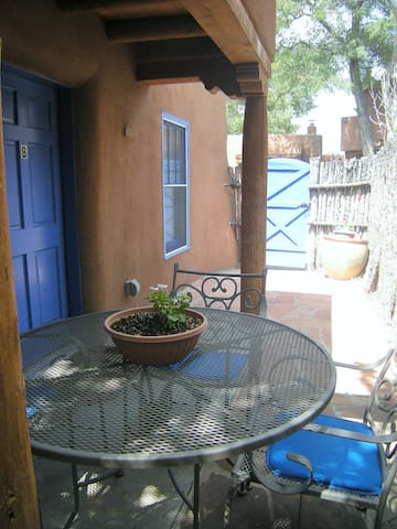 Casita B- Casas de Guadalupe, steps from the plaza