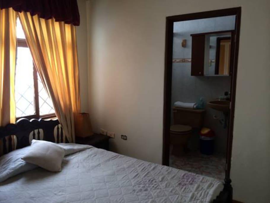 Habitaci n 2 maisons louer armenia quind o colombie for Louer chambre sans fenetre