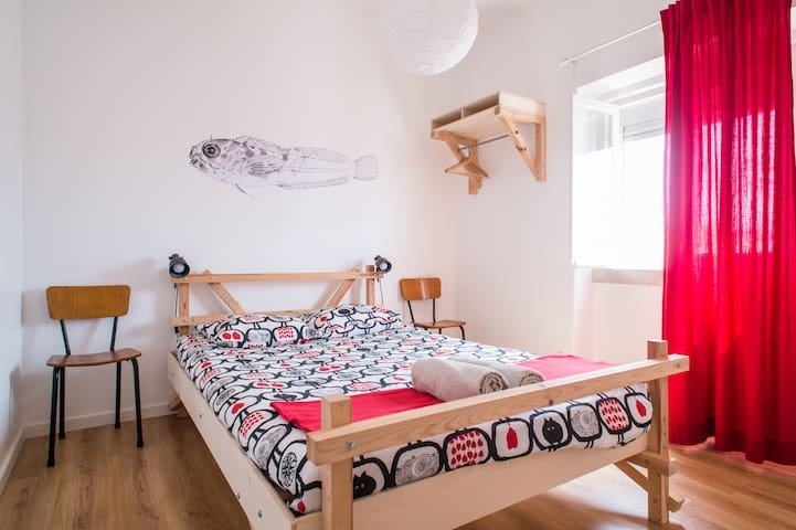 Nazaré Hostel | double room I