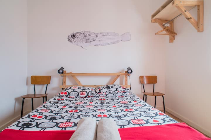 Nazaré Hostel | double room III