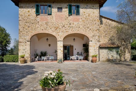 Lovely Villa Ulivello - Pozzolatico