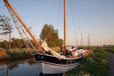 Classic Sailing Clipper  - Koudum