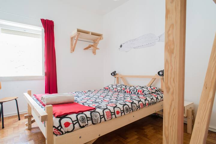 Nazaré Hostel | Quadruple room II