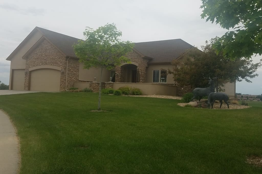 Beautiful Ranch Style Home with Walkout Basement