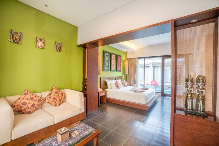 PROMO luxury Suite lagoon  pool Access