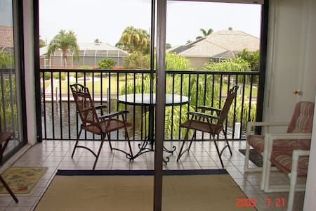 Waterfront Condo in Punta Gorda - Punta Gorda - Kondominium