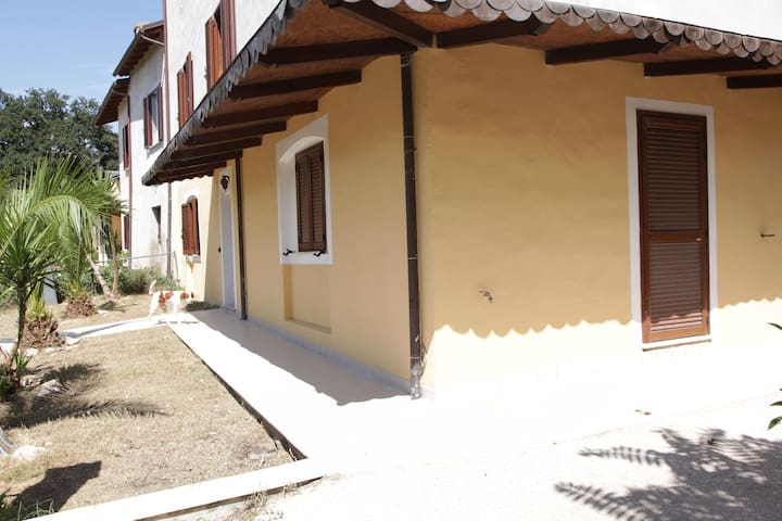 Villa Diana con giardino e posto auto