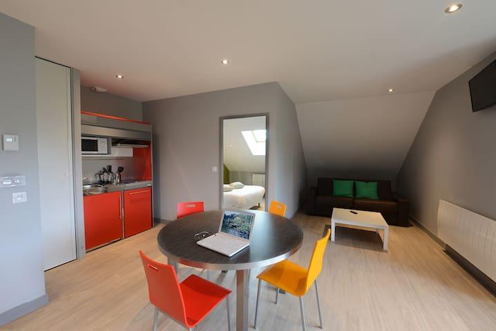 Appartement 6 personnes - Saint-Flour - Condominium