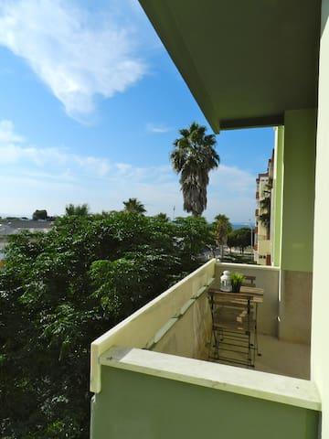 BEAUTIFUL BEACH FLAT-Close to ALL! - Paço de Arcos - Pis