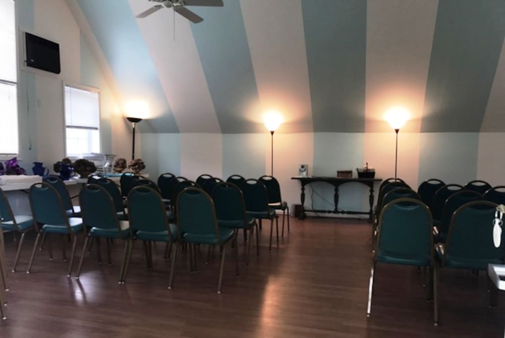 Conference Center - Party Barn for up to 60