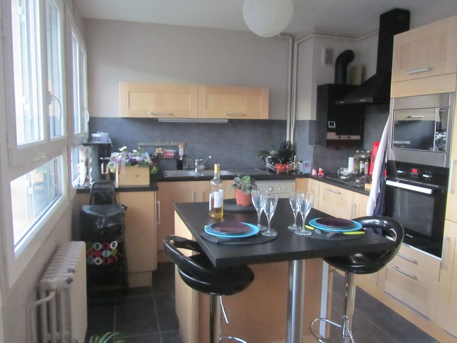 Chambre proche jaude chu appartements louer clermont - Chambre d hote proche clermont ferrand ...