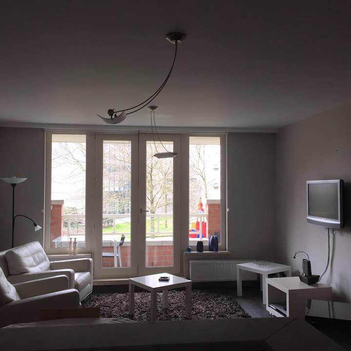 Bright & Cosy City Centre apartment Ghent