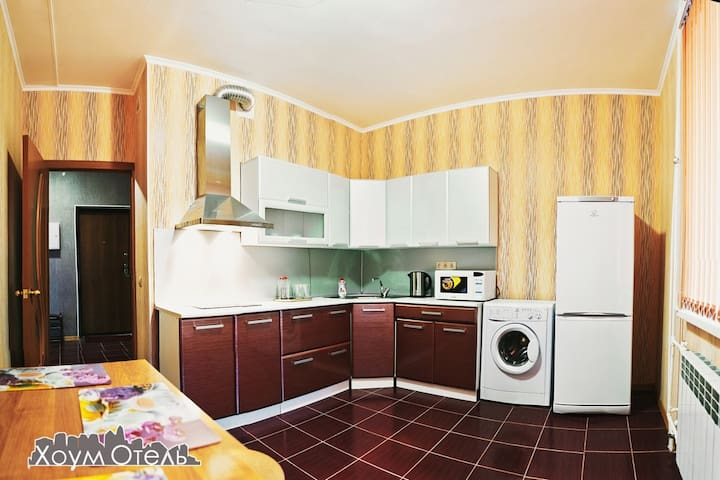 квартира с современным евроремонтом - Orenburg - Byt