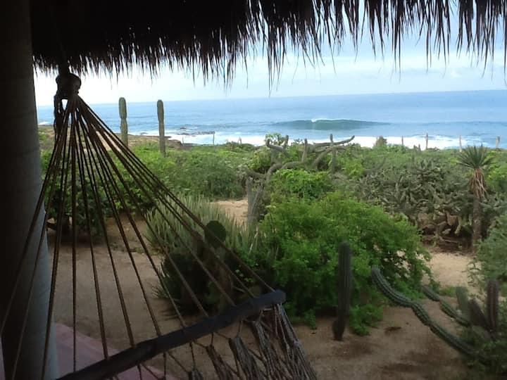 Beachfront Paradise, full house