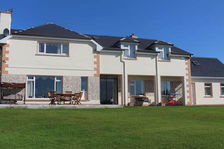 Double en-suite room w/ ocean views - Kilrush