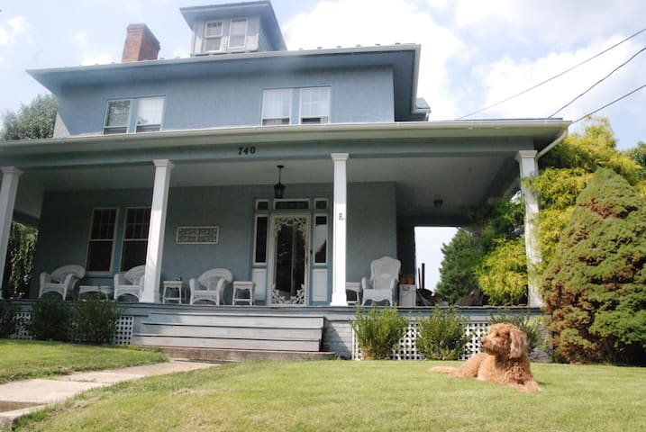 At Home in Historic Harper's Ferry - Harpers Ferry - Casa
