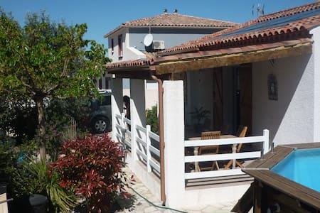 maison individuelle proche de la mer - Gigean - Ev