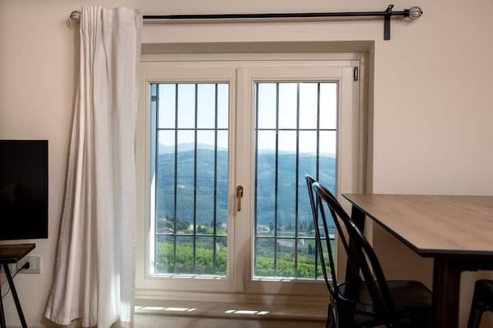 PODERE CASTAGNE' - Appartamento Albero dei Cedri