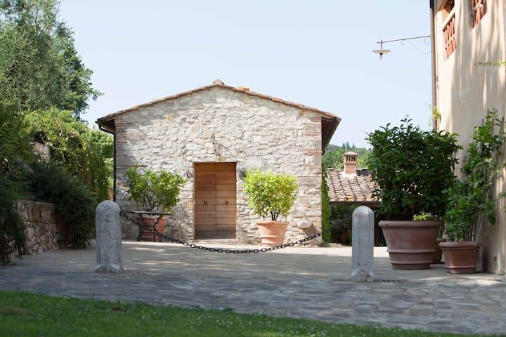 Tuscany house, La Conigliera