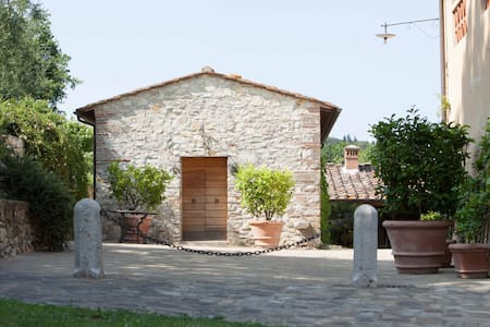Tuscany house, La Conigliera - House