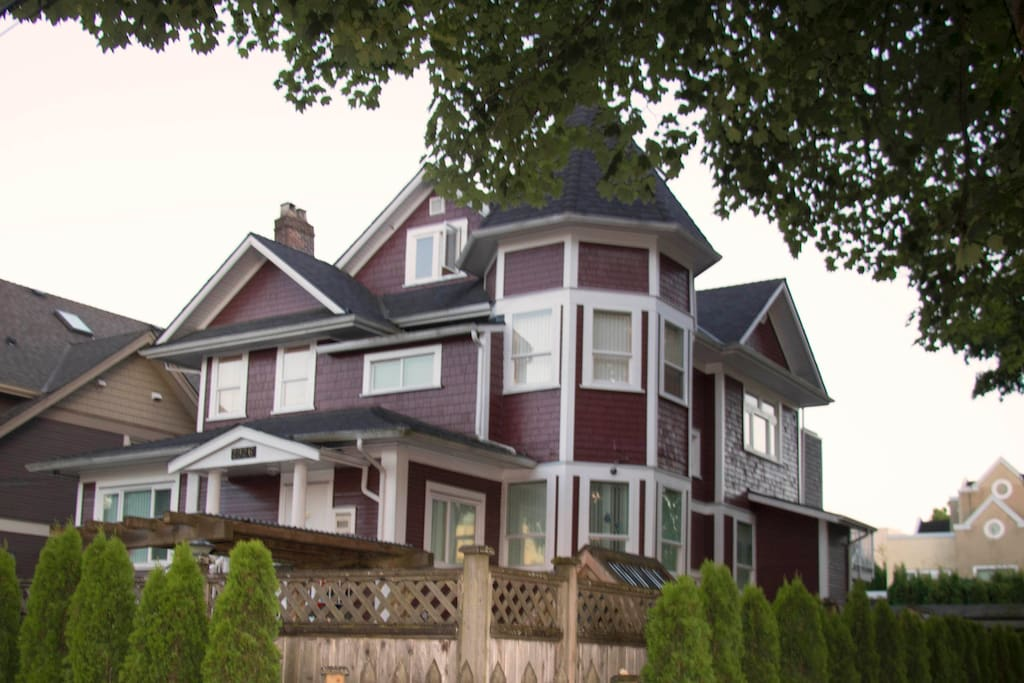 A beautiful Victorian House