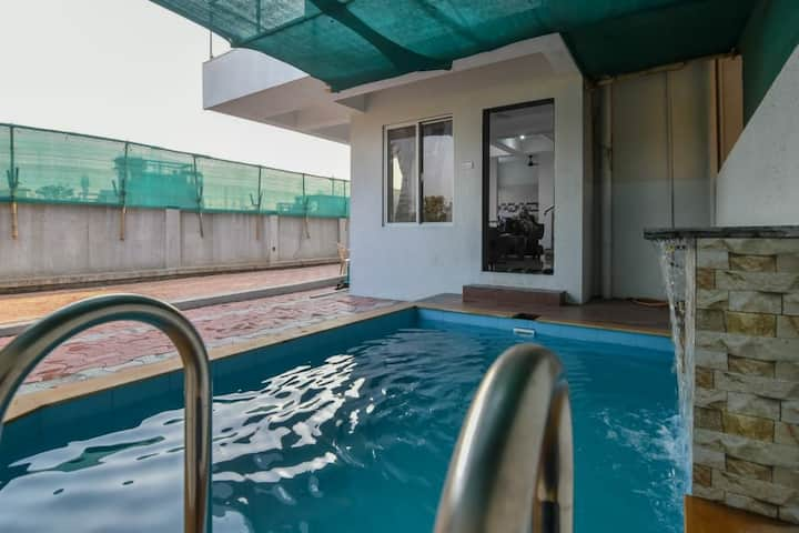 The Good luck villa with private swimming pool