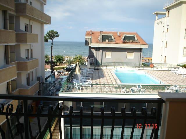 Appartamento vicino al mare.