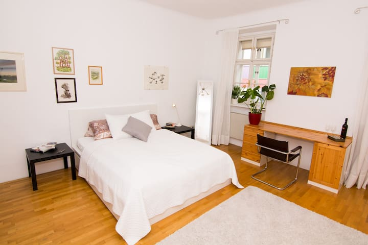 City apartment in Vienna's most trendy area