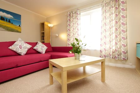 Roomy flat, just outside Edinburgh - Linlithgow