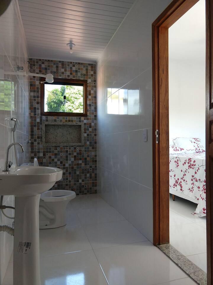 Kitnet super confortável na Vila mais charmosa