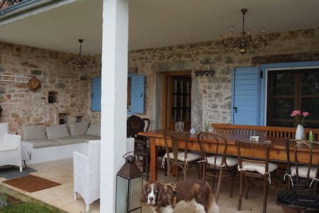 3Floor Stonehouse in Porec, Istria - Gedići - House