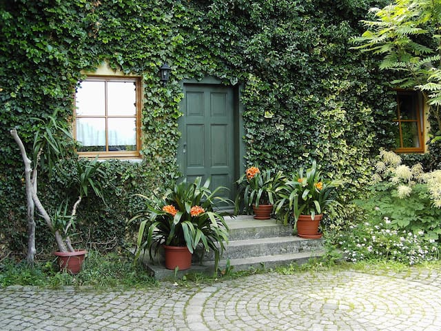 Gemütliche Wohnung in der Natur - Stolpen - Apartamento