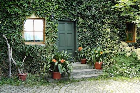 Gemütliche Wohnung in der Natur - Stolpen - Lejlighed