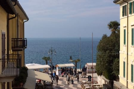 App. LAKE VIEW into Lazise's heart. - Lazise